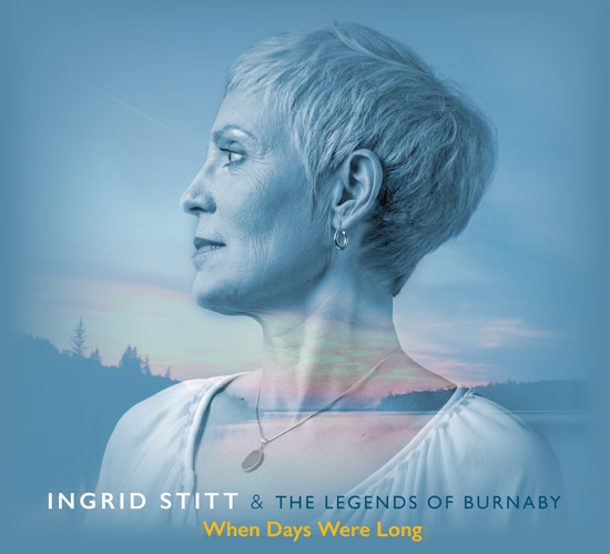 Ingrid Stitt Album Cover